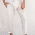 Shaba urban zen linen pants