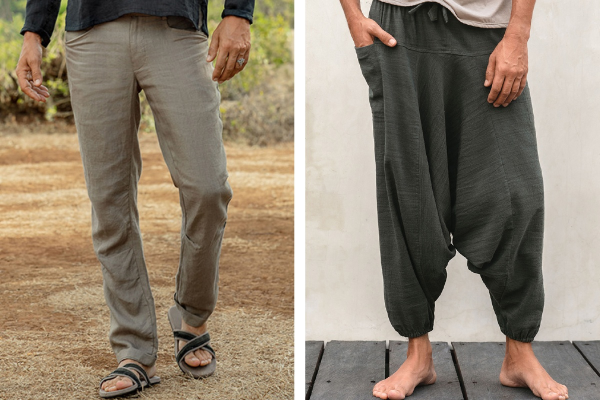 Trousers and Shorts Collection