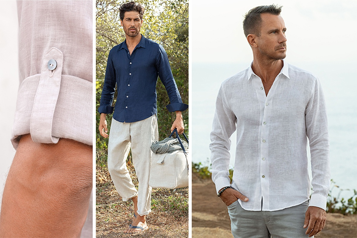 Linen Shirts Collection