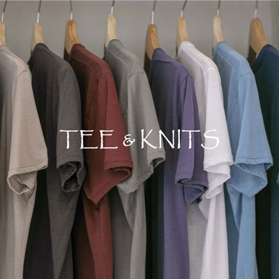 Tees and Knits