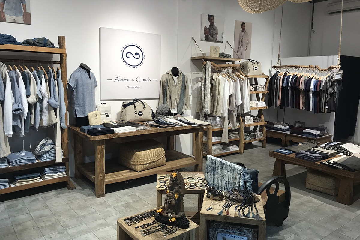 Above the Clouds Natural Wear Boutiques Bali